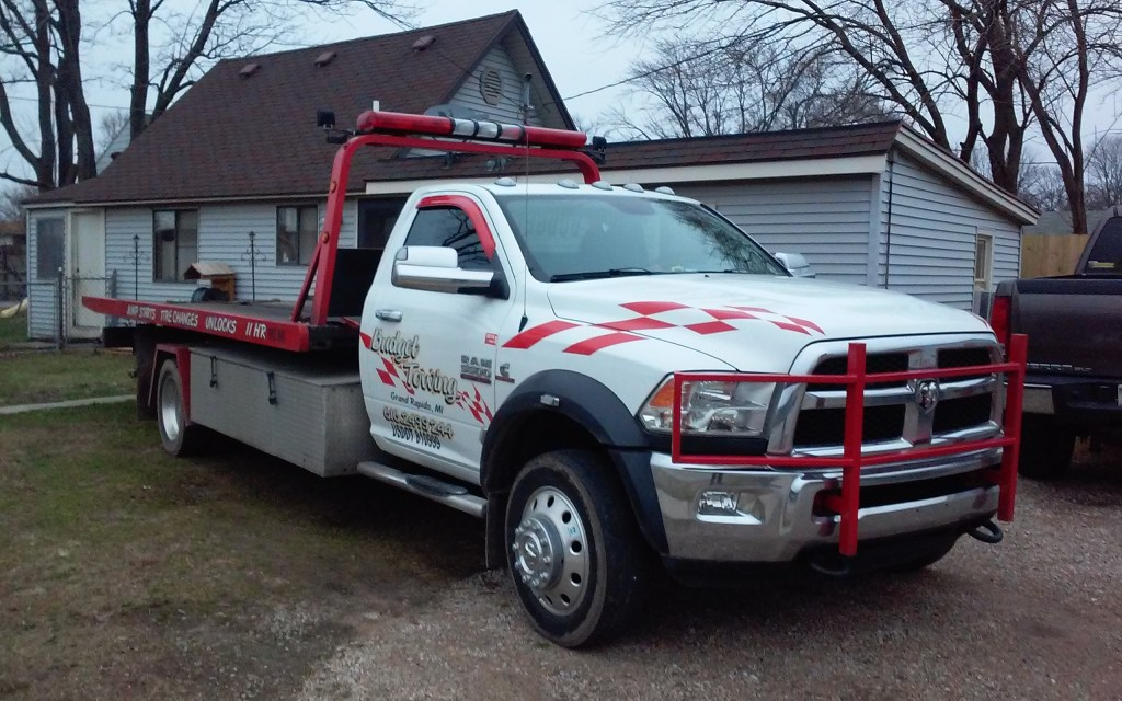Top notch towing services
